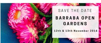 Barraba Open Gardens