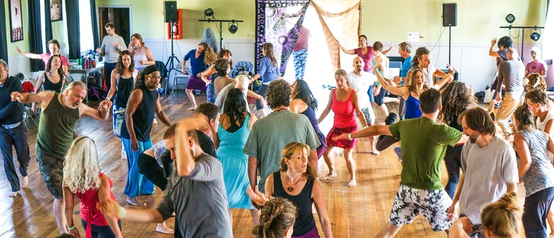 Ecstatic Dance in N. Perth with Peter Sharp