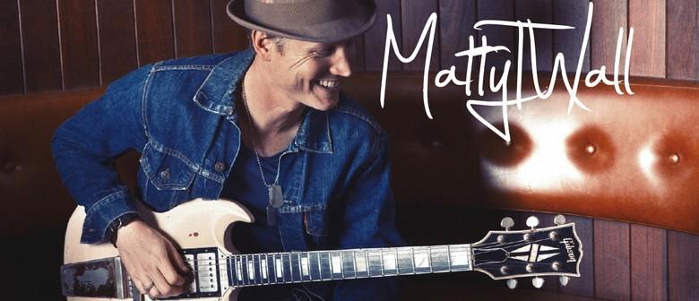 Matty T Wall Album Launch Tour