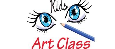 Kids Art Classes: Tweens & Teens
