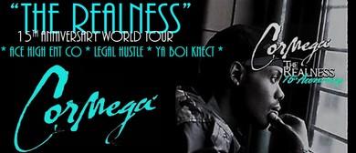 Cormega - The Realness 15th Anniversary World Tour