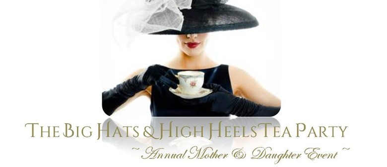 The Big Hats and High Heels Tea Party 2016