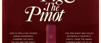 The Duck, The Pig & The Pinot