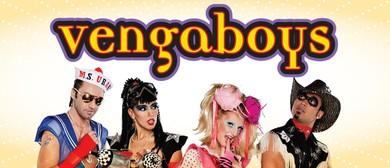 Vengaboys Australian Tour 2016