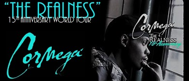 Cormega - The Realness 15th Anniversary World Tour