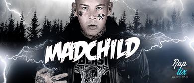 Madchild of Swollen Members