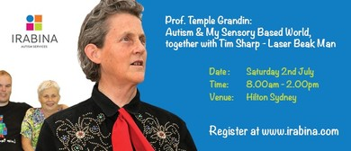 Temple Grandin - Autism & My Sensory Based World