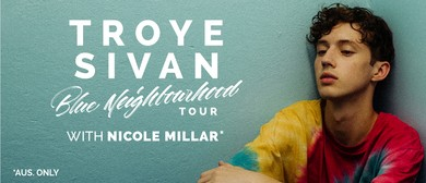 Troye Sivan - Blue Neighbourhood Tour