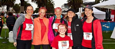 Melbourne MS Walk and Fun Run 2016