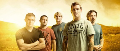 Parkway Drive - All Aussie Adventure Tour