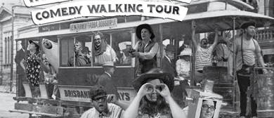 West End of Future Past: A Comedy Walking Tour