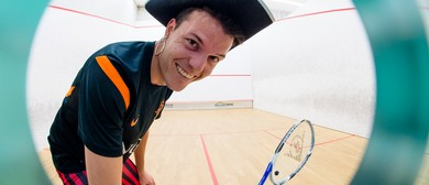 MS 24-Hour Mega Squash and Racquetball