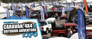 2016 Townsville Caravan, 4 By 4 & Outdoor Adventure Expo
