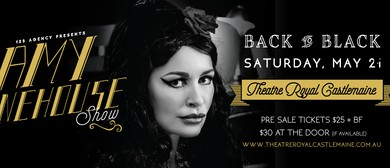 Amy Winehouse Show - Back to Black
