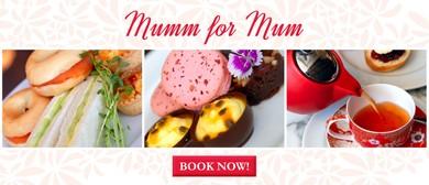 Mumm for Mum - Mother's Day High Tea