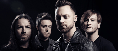 Bullet For My Valentine Australian Tour