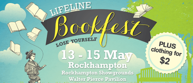 Lifeline Bookfest and Clothing Sale
