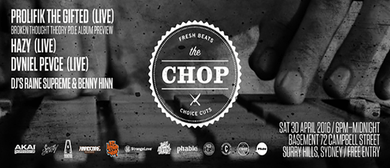 The Chop Beat-Maker Night With Prolifik the Gifted