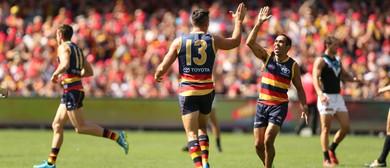 Adelaide Crows Versus Fremantle