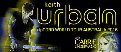 Keith Urban - ripCORD World Tour 2016