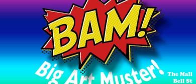 Schizy Week Jam Bam! Big Art Muster