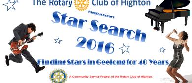 Highton Rotary Star Search