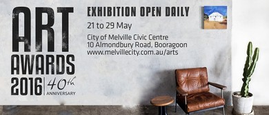 40th Annual Art Awards Exhibition
