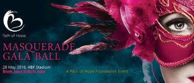 Path of Hope Foundation Masquerade Ball