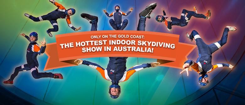 iFLY Indoor Skydiving Show