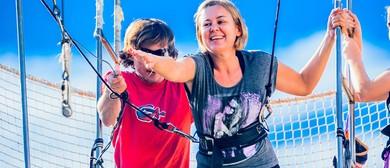 10-Week Flying Trapeze Challenge