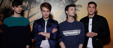Glass Animals Headline Tour