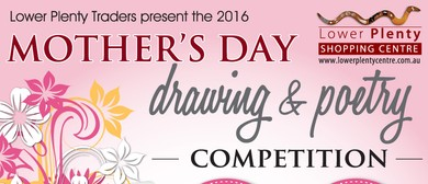 Mother's Day Drawing & Poetry Competition