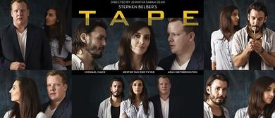 Tape By Stephen Belber