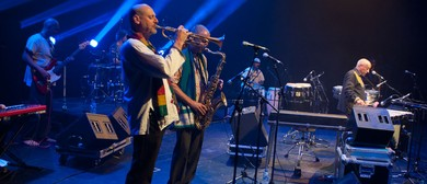 Capital Jazz Project - Mulatu Astatke & Black Jesus