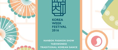 Korea Week Festival 2016