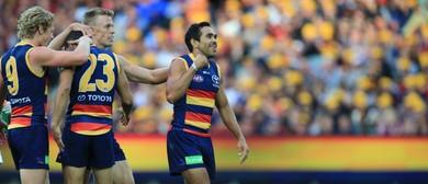 Adelaide Crows Versus GWS