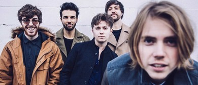 Splendour In The Grass Sideshow - Nothing But Thieves
