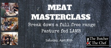 Meat Master Class