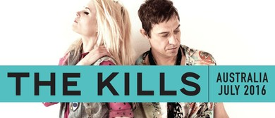 The Kills: SOLD OUT