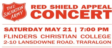 Red Shield Appeal Concert