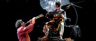 Capital Jazz Project - Paolo Angeli and Mirko Guerrini