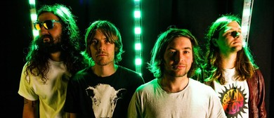 The Bennies - Wisdom Machine Tour