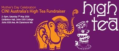CINI Australia Mother's Day High Tea