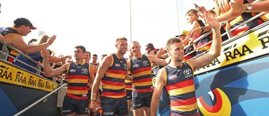 Adelaide Crows Versus Essendon