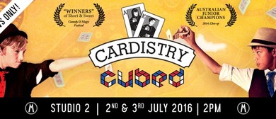 Cardistry Cubed