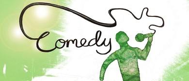 Green Lights Comedy 3rd Birthday Spectacular