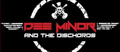Dee Minor & The Dischords - EP Launch