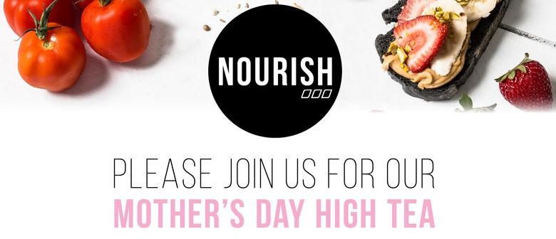 Mother's Day Nourish High Tea