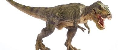 Zoorassic Park Dinosaurs Roaring