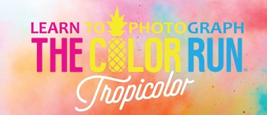 Color Run - Photography Workshop